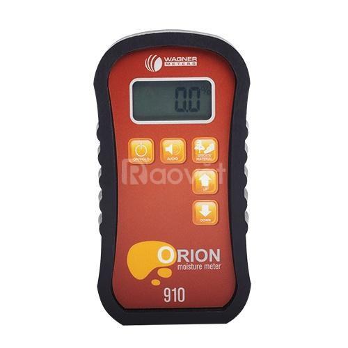 Máy đo độ ẩm gỗ Wagner Orion 910 chính hãng