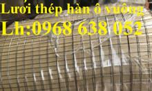 Lưới trát tường mắt 5mm x5mm, lưới trát tường ô vuông 5mm x5mm