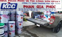 Sơn lót kcc giàu kẽm ep1760 màu xám sắt thép tại Quảng Nam
