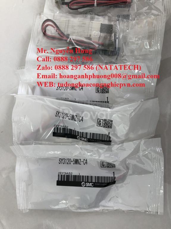 Van điện từ SY3120-5MNZ-C4  SY3120-5MNZ-C6