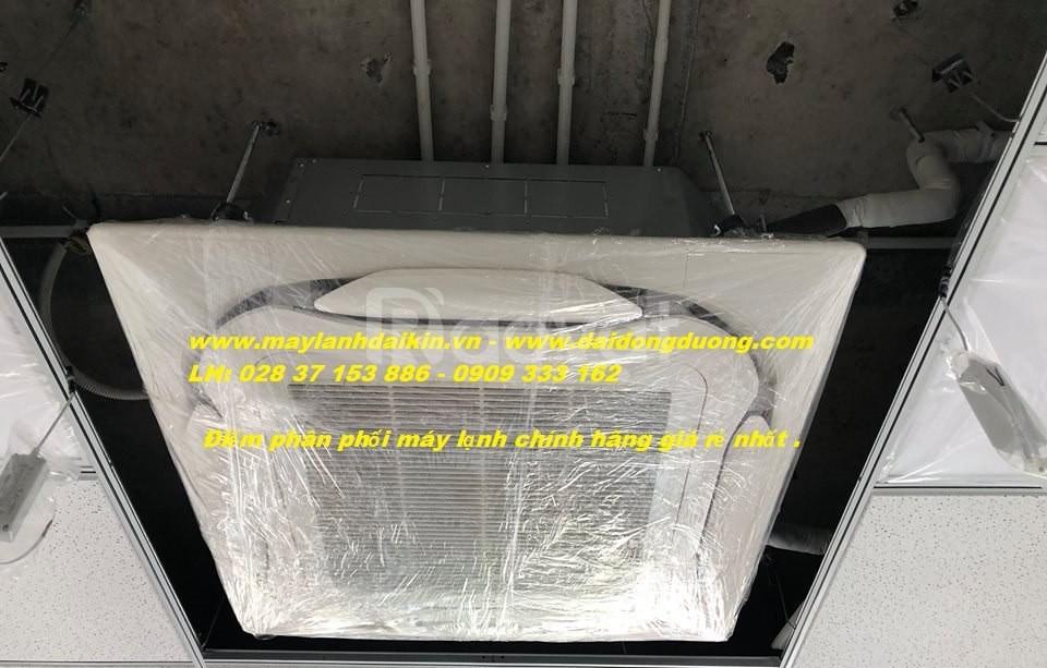 Chuyên phân phối Máy Lạnh Âm Trần Daikin FCFC40DVM/RZFC40DVM -Inverter
