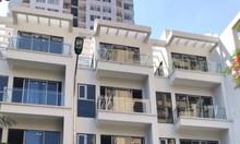 Chính chủ bán liền kề sát đường Nguyễn Trãi 4 tầng + 1 hầm 108m2