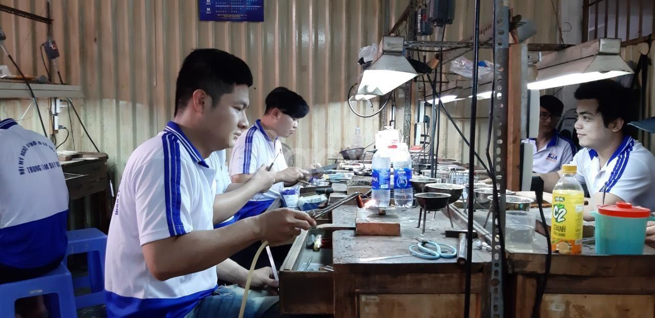 Thông báo tuyển sinh học nghề Kim Hoàn (ảnh 1)