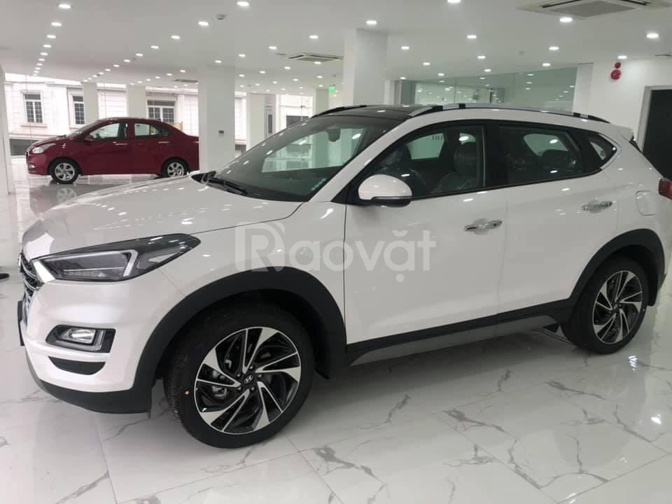 Bán xe Hyundai tucson tiêu chuẩn 2020 giá tốt