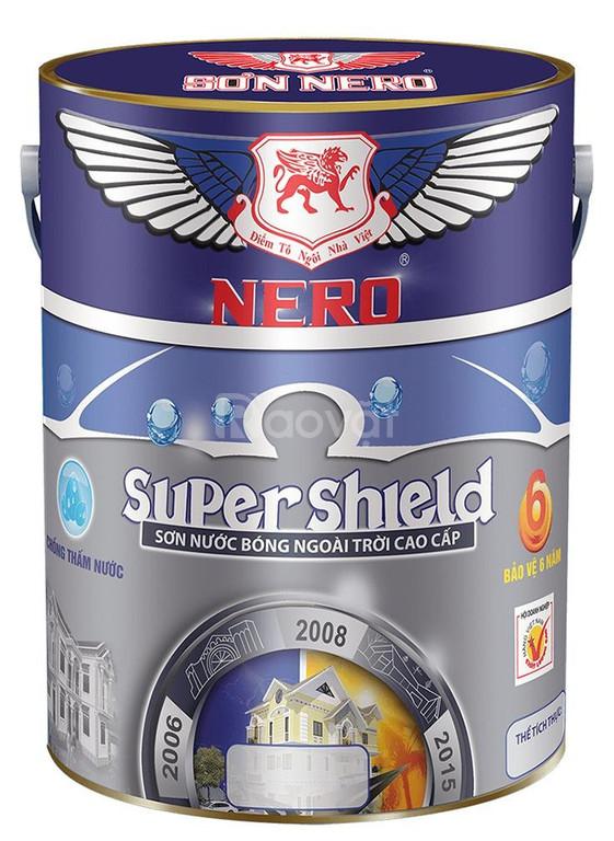 Cửa hàng sơn ngoại thất Nero Supper Shield