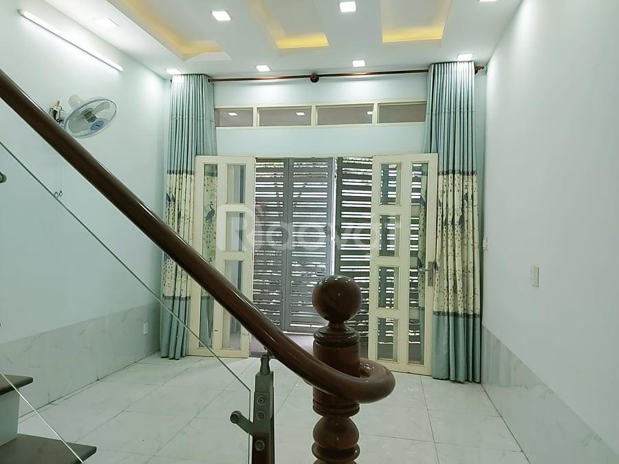 Nhà đẹp Bình Thạnh 4 tầng 4 phòng ngủ