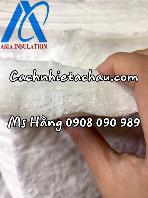Cuộn bông sợi gốm Ceramic Luyang, Isolite cách nhiệt, chống nóng nhiệt (ảnh 7)