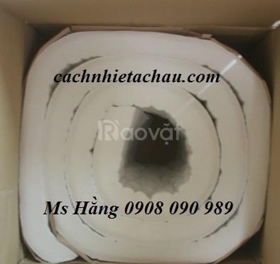 Cuộn bông sợi gốm Ceramic Luyang, Isolite cách nhiệt, chống nóng nhiệt (ảnh 1)