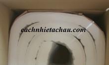 Cuộn bông sợi gốm Ceramic Luyang, Isolite cách nhiệt, chống nóng nhiệt
