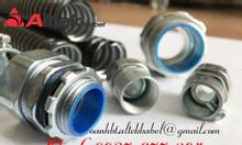 Ống kẽm đàn hồi bọc nhựa pvc, ống ruột gà, ống ruột gà gân
