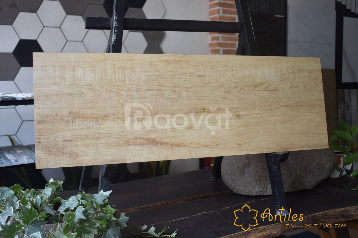 Gạch lát nền vân gỗ royal 30x90 giảm giá