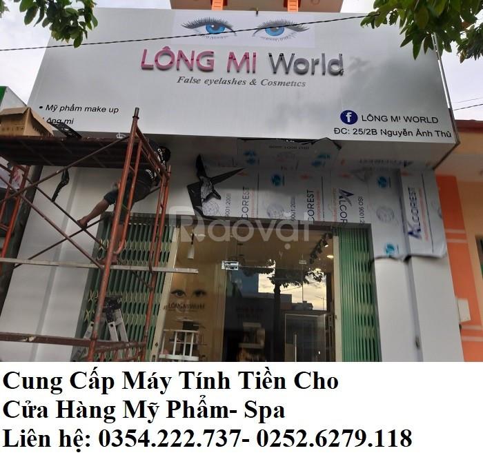 Nơi bán máy tính tiền cho SPA tại Bình Thuận giá rẻ