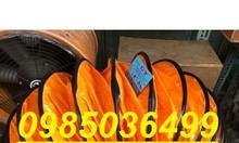 Ống simili màu cam hút khí D200, D250, D300, D350, D400