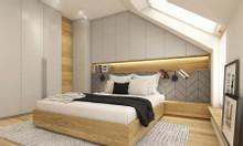Bộ phòng ngủ gỗ công nghiệp - combo giường tủ giá rẻ