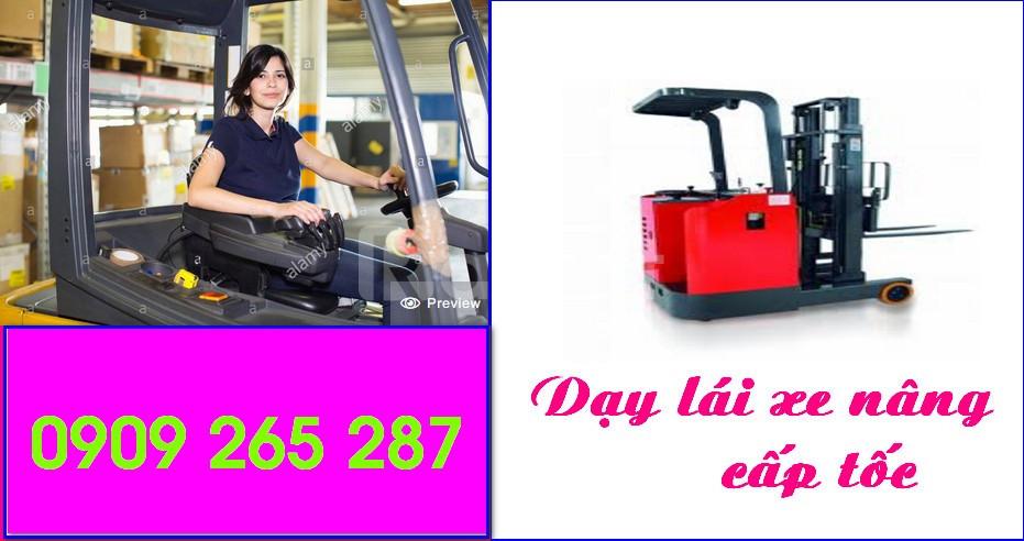 Đào tạo chứng chỉ vận hành xe nâng Tam Phước Long Thành Đồng Nai