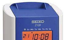 Máy chấm công thẻ giấy Seiko Z 120 bán gá sỉ