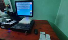 Máy tính tiền cho quán trà chanh tại Bắc Ninh giá rẻ
