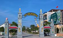 Bán đất Dự án Cửa Cờn Riverside – thị xã Hoàng Mai – tỉnh Nghệ An