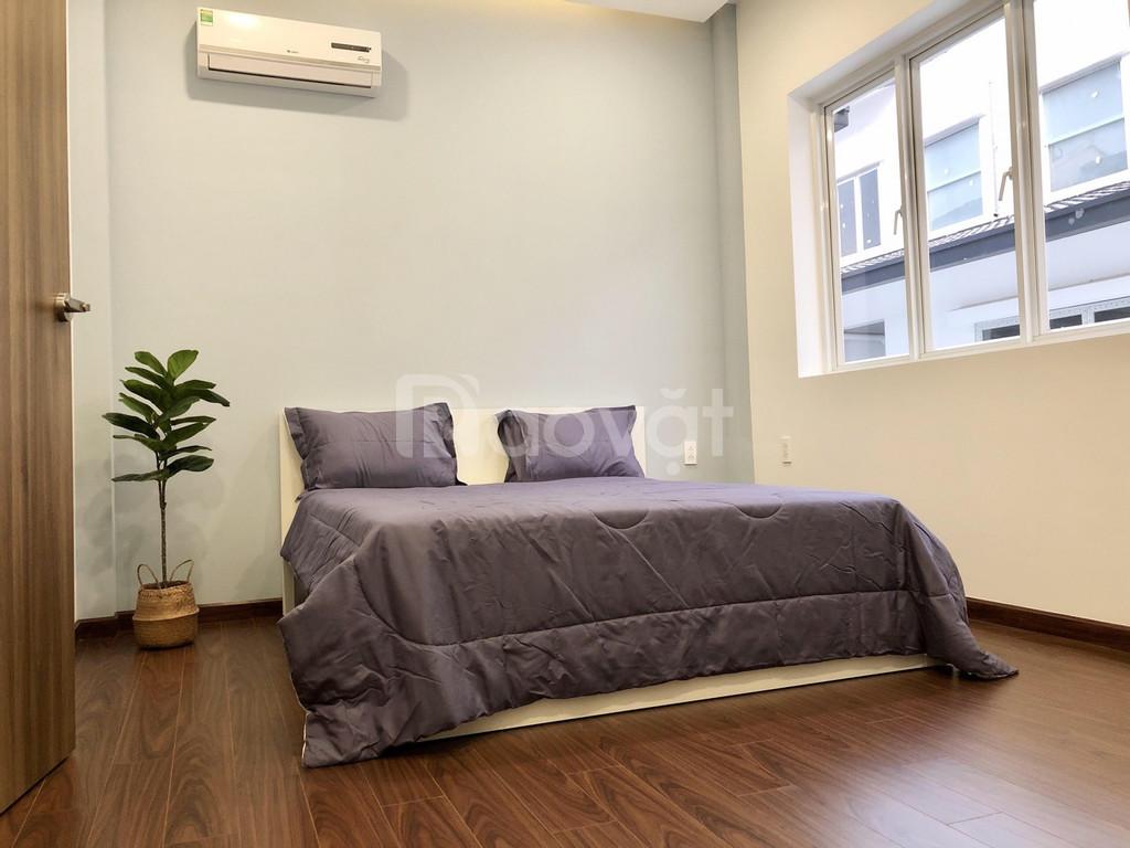 Cho thuê nhà nhà phố Suncasa đường Dân Chủ, full nội thất cao cấp