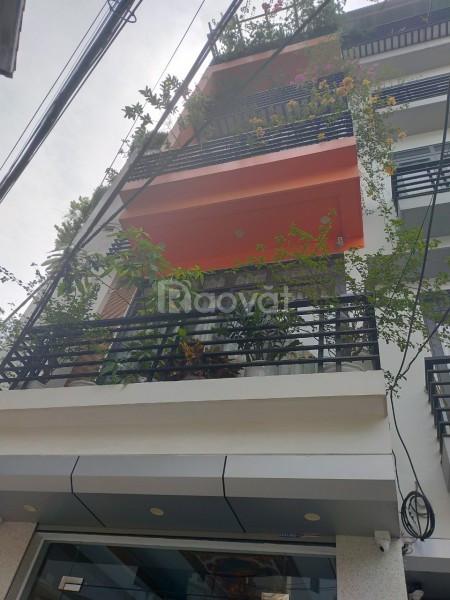 Nhà 5 tầng, 2 mặt thoáng Vương Thừa Vũ