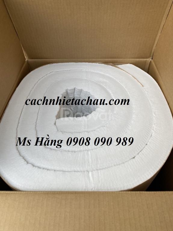 Cuộn bông sợi gốm Ceramic Luyang, Isolite cách nhiệt, chống nóng nhiệt (ảnh 6)