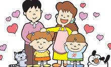 Cùng Atlantic học tiếng Trung, chủ đề gia đình
