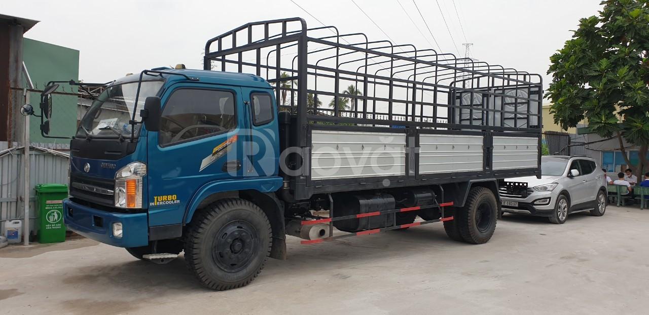 Xe tải chiến thắng 7.2 tấn ga cơ | Giá thanh lý