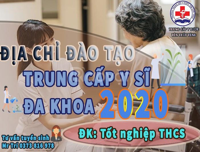 Học trung cấp y  TP HCM ở đâu tốt năm 2020?