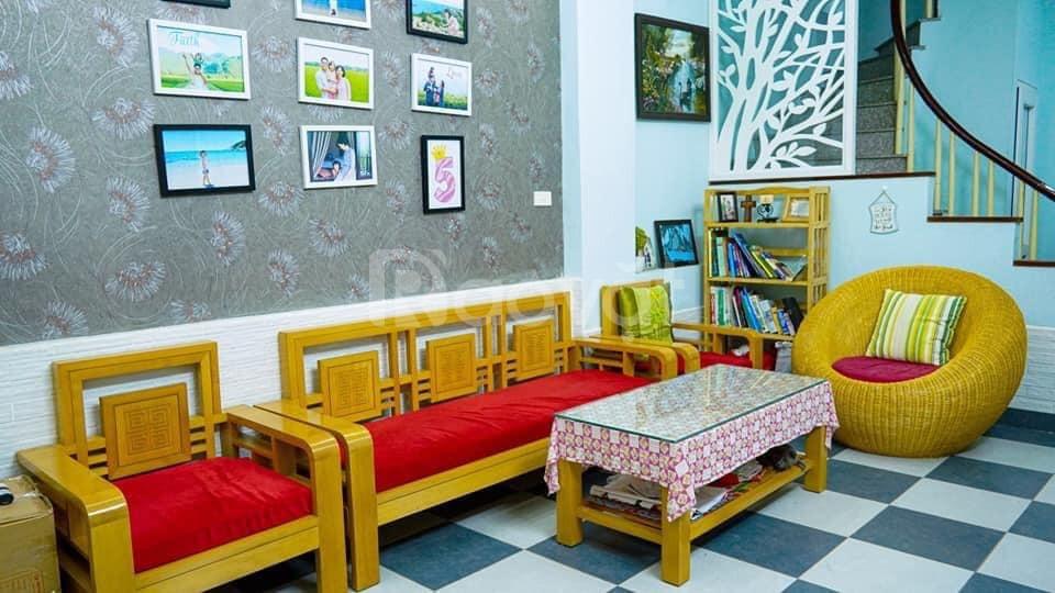 Bán nhà lô góc ba gác đỗ cửa Tân Triều, Thanh Trì