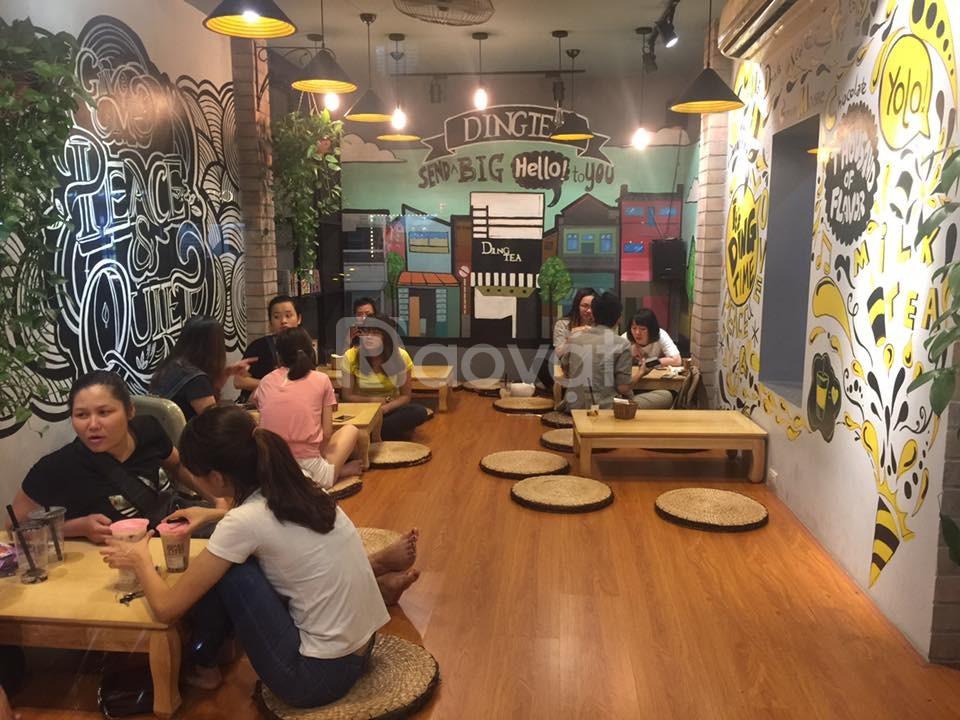 Nhà phố Mai Dịch kinh doanh cafe văn phòng 55m2, 4 tầng, phân lô