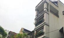 Bán nhà phố Lạc Long Quân