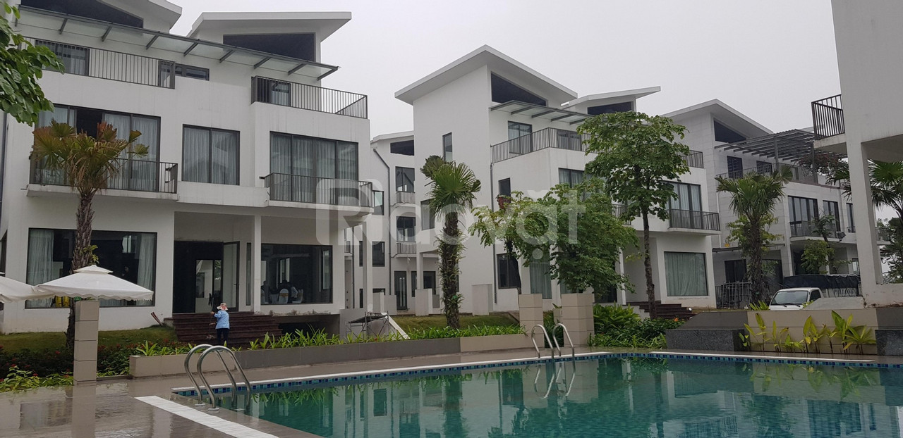Bán căn biệt thự đơn lập Khai Sơn Hill