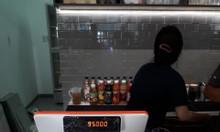 Cung cấp máy tính tiền cho cà phê, trà chanh, trà sữa tại Quy Nhơn