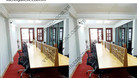 Thi công, thiết kế vách ngăn văn phòng hoa văn cnc Quận 1 (ảnh 7)