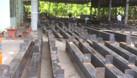 Báo giá cổng xếp inox 304 cổng xếp sắt (ảnh 6)