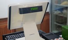 Máy tính tiền cho quán cafe sinh tố tại quận Tân Phú