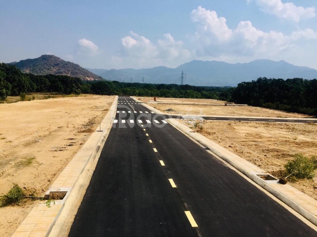 Đất nền đường Đinh Tiên Hoàng - Cam Lâm chỉ từ 500 triệu/ nền
