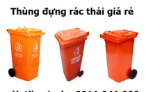Chuyên thùng rác công cộng