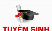 Tuyển sinh hệ Trung cấp chính quy ngành Sư phạm Mầm non