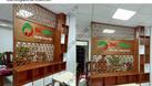 Thi công, thiết kế vách ngăn văn phòng hoa văn cnc Quận 1 (ảnh 6)