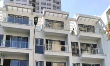 Chính chủ bán liền kề sát đường Nguyễn Trãi, 4 tầng + 1 hầm, 108m2.
