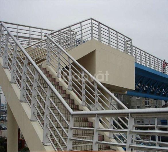 Báo giá cổng xếp inox 304 cổng xếp sắt (ảnh 3)