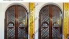 Thi công vách ngăn cnc phòng khách và phòng thờ tại Bình Thạnh (ảnh 5)