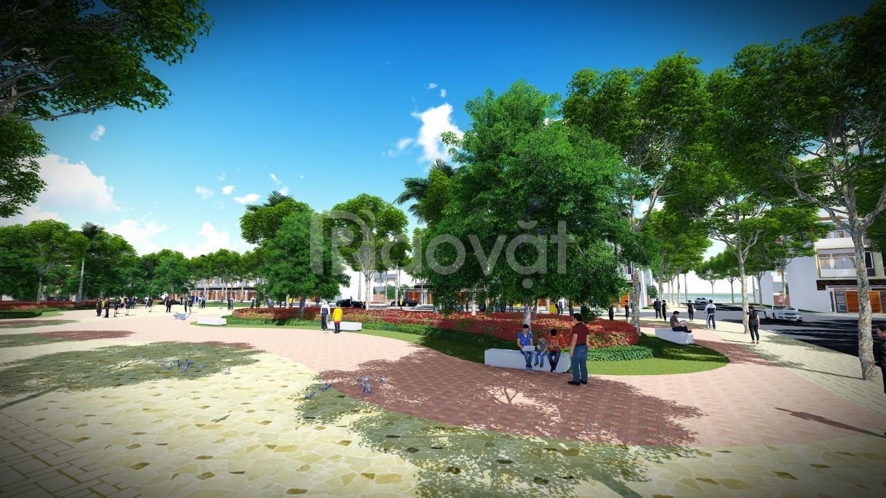 Chính chủ cần bán rẻ lô đất TP Quảng Ngãi, chỉ 505 triệu/100m2 đường 8