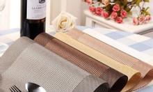 Tấm lót bàn ăn Placemat nhãn hiệu Lacosa cao cấp