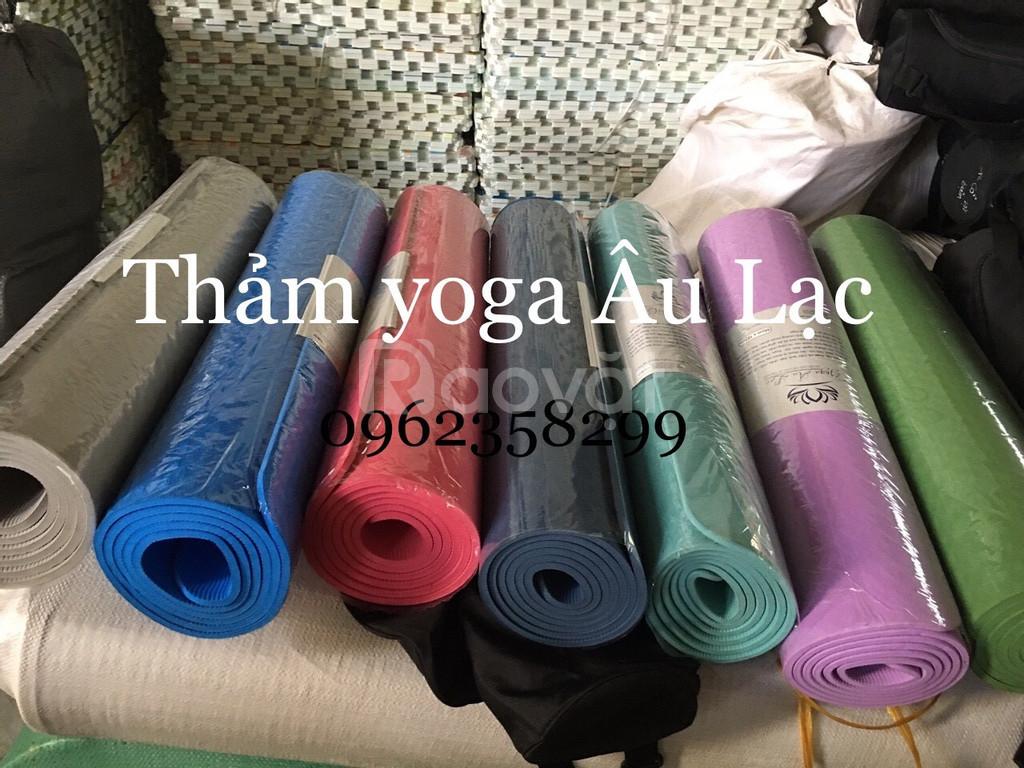 Thảm yoga giá tại kho