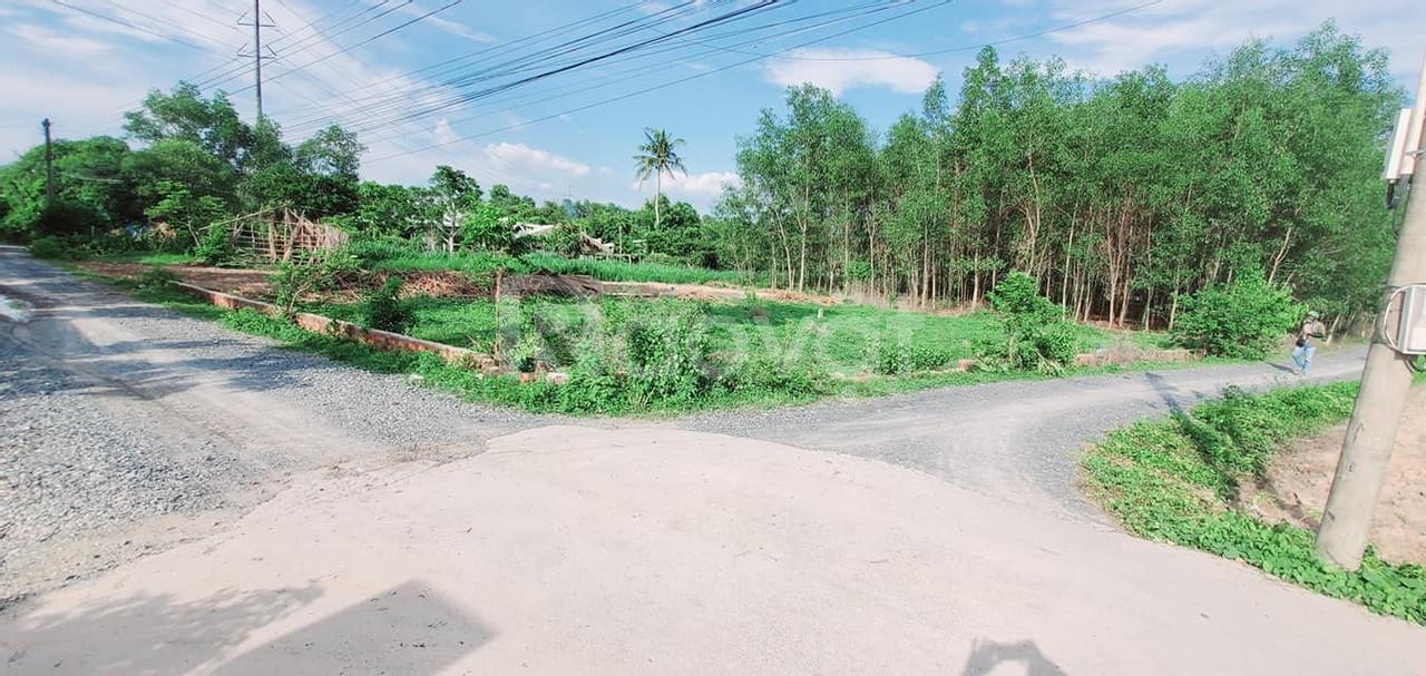 Nhượng lại lô góc 241m2 thổ cư ngay đường 25C xã Vĩnh Thanh