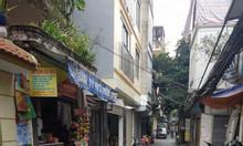 Nhà đẹp 60m2 x 5 tầng Trần Duy Hưng, ngõ thông kinh doanh