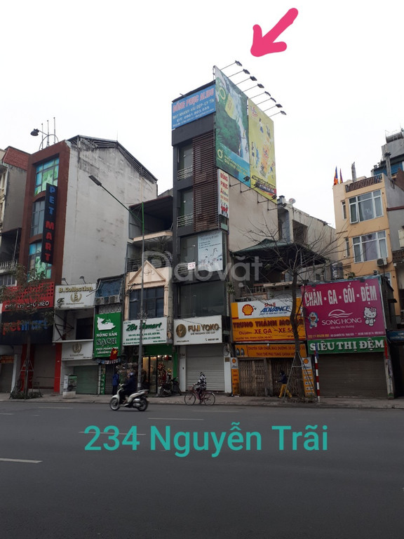 Cho thuê nhà mặt đường Nguyễn Trãi, Thanh Xuân (ảnh 1)