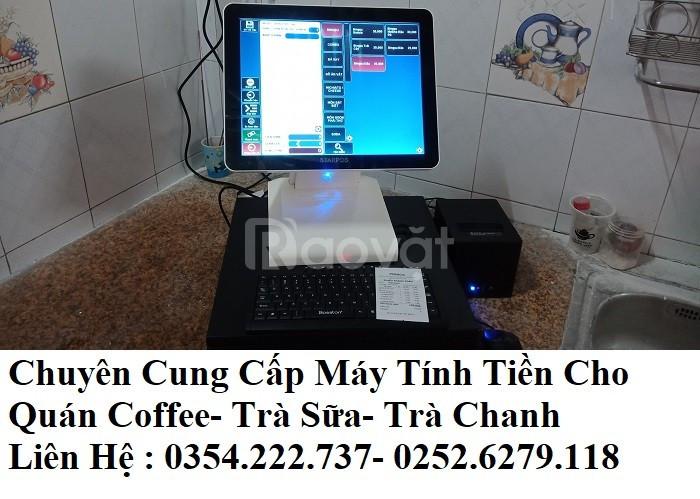 Chuyên máy tính tiền cho quán Coffee tại Ninh Thuận giá rẻ (ảnh 1)